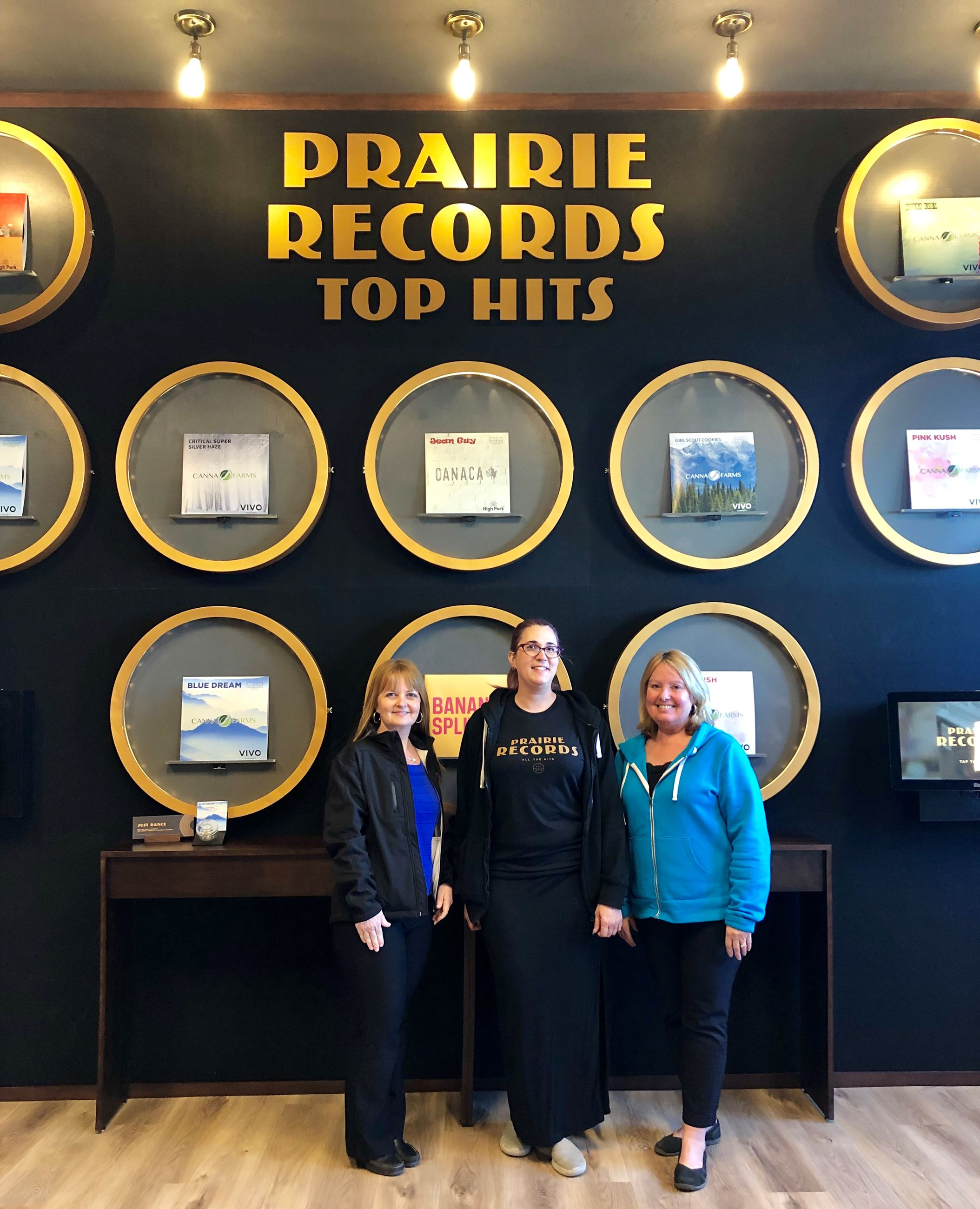 Prairie Records May 7 2019