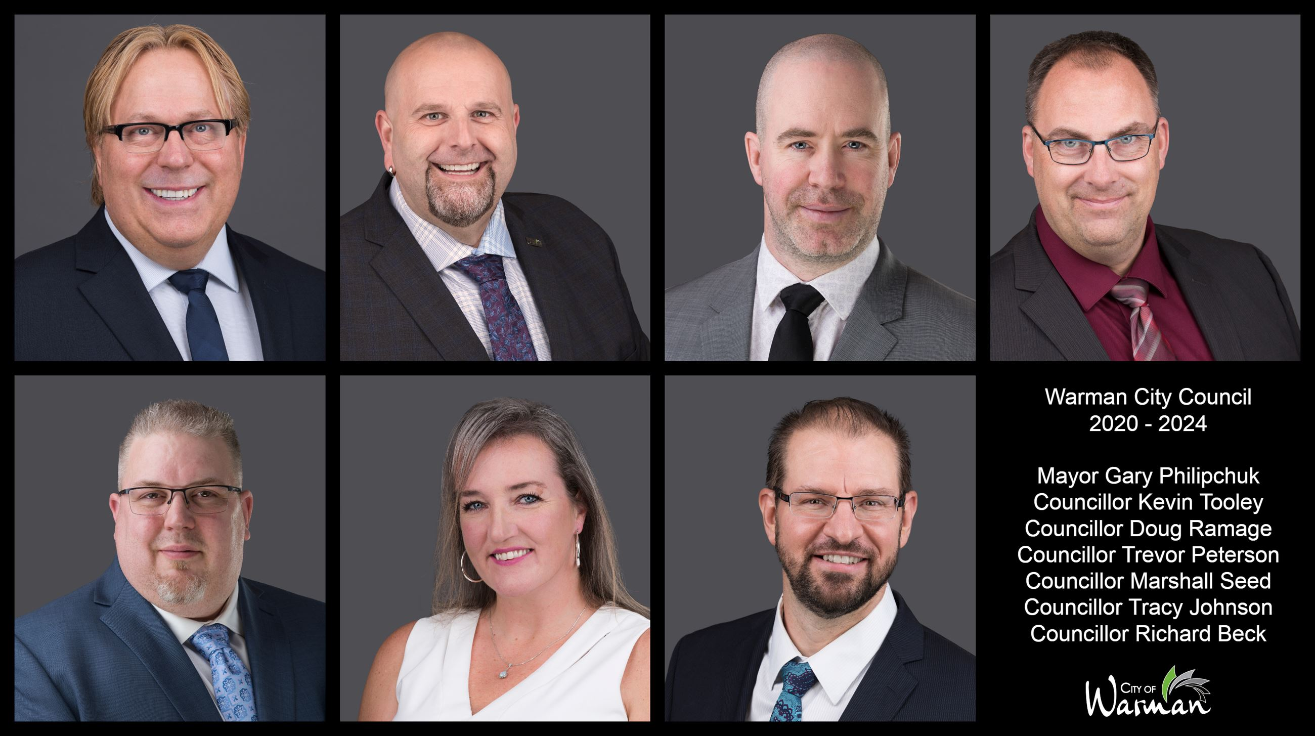 City of Warman Council 2020 to 2024