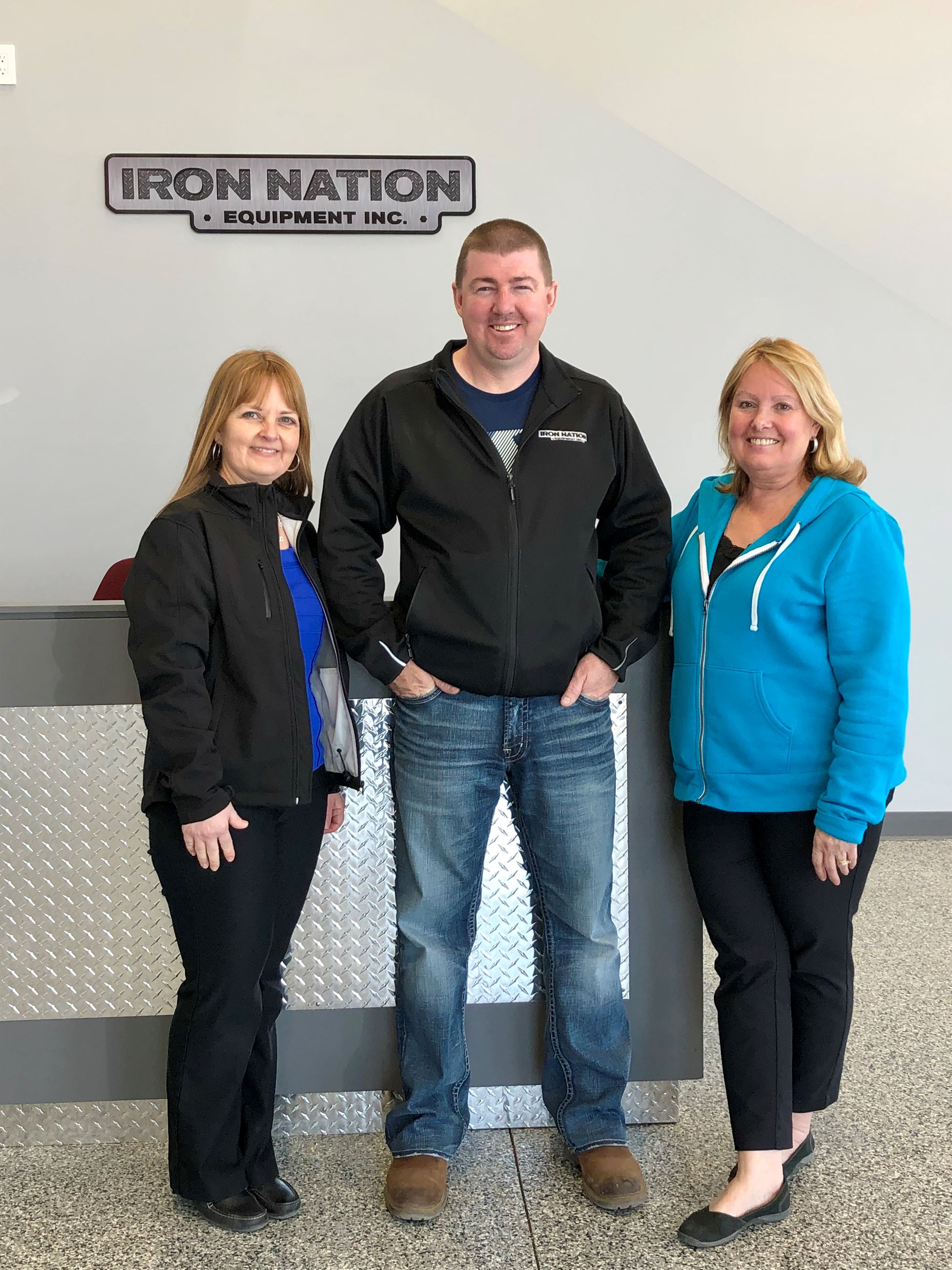 Iron Nation Equipment May 7 2019